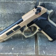Custom Beretta Handgun