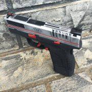 Custom Springfield Armory Handgun 01