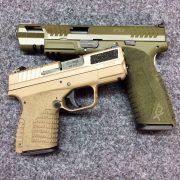 Custom Springfield Armory Handgun 02