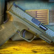 Custom Springfield Armory Handgun 03