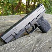 Custom Springfield Armory Handgun 06