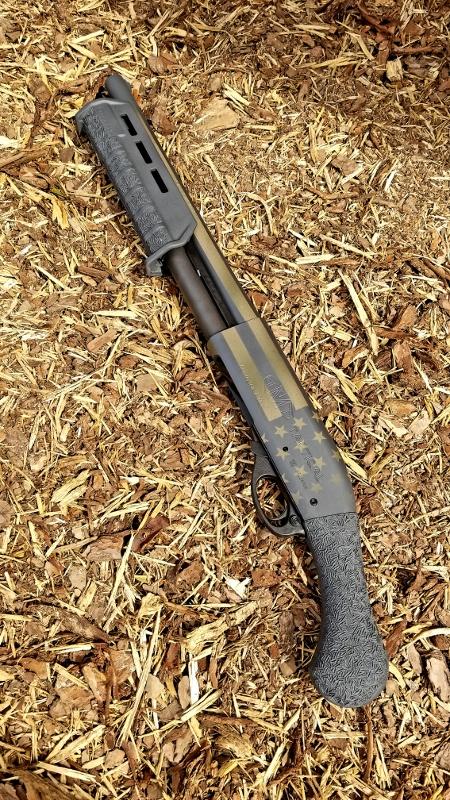 Custom Remington Tac-14 & Mossberg - TMT Tactical
