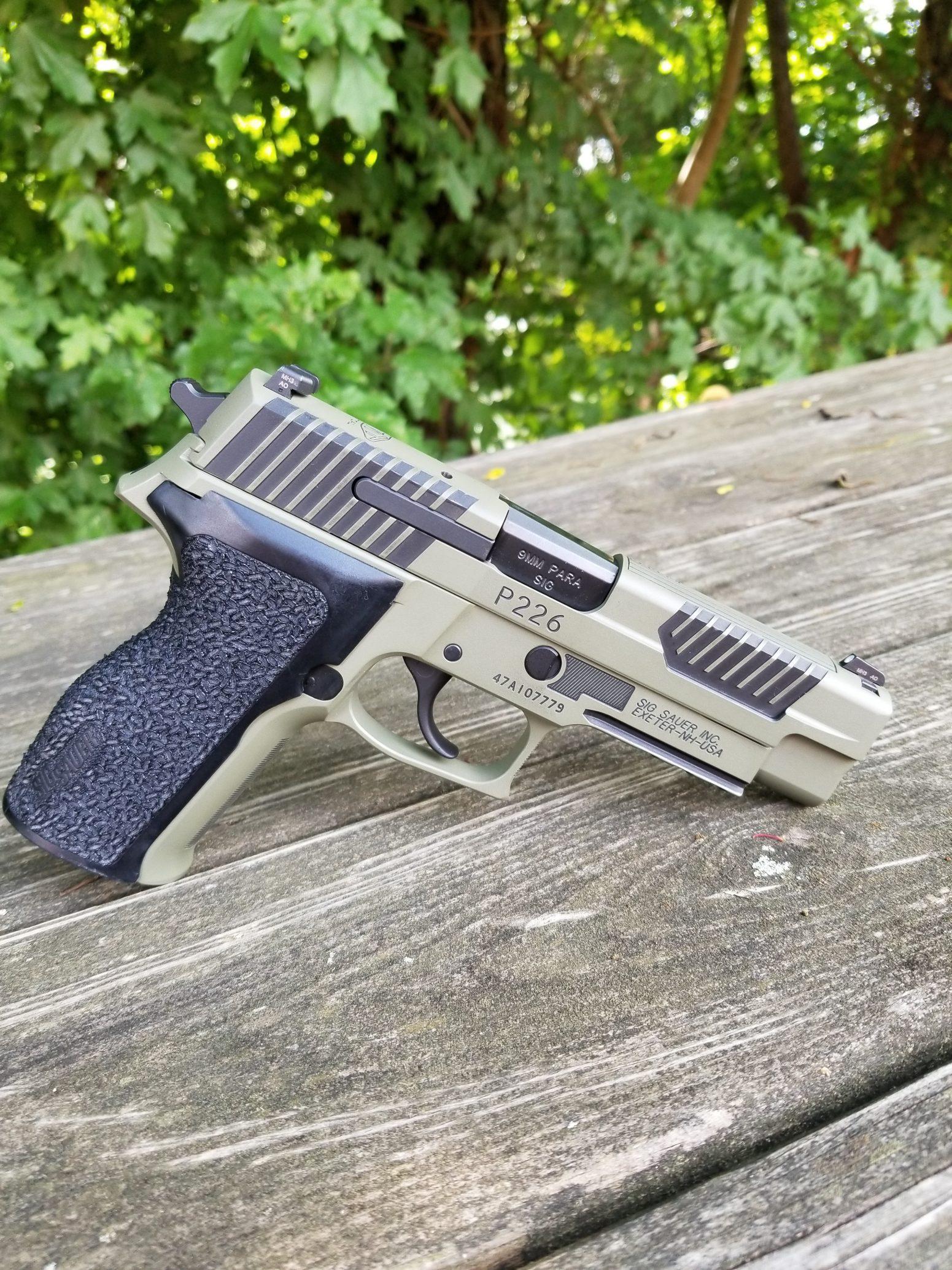 Custom Sig Sauer - TMT Tactical
