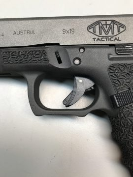 Weak Hand with Round Trigger Guard
