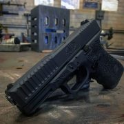 Glock 19 On Bench