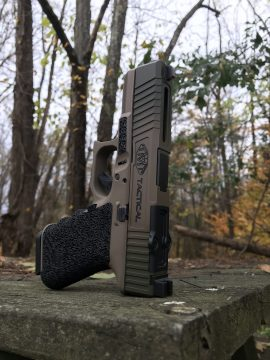 Glock Standing Tall