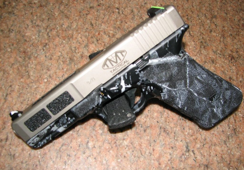 Aaron Lewis Custom Handgun