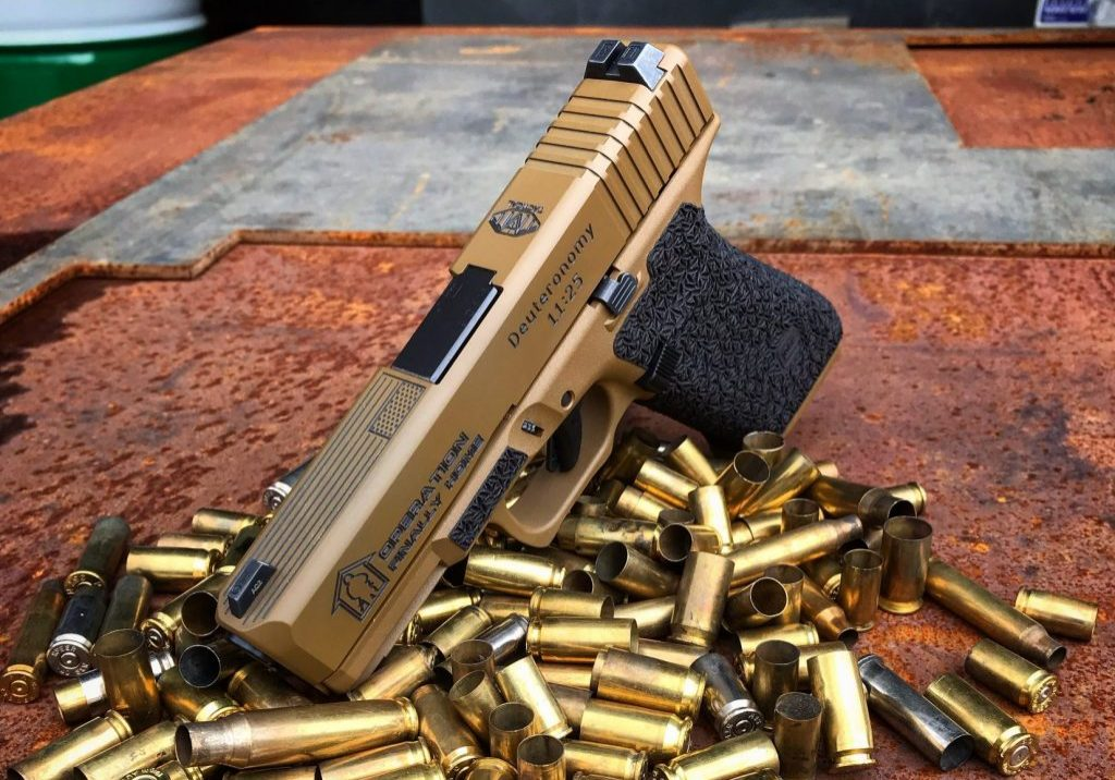 Craig Morgan Custom Handgun 01