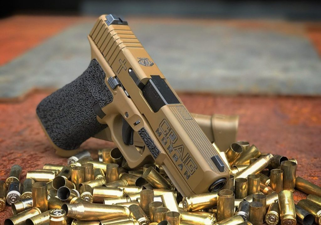 Craig Morgan Custom Handgun 02