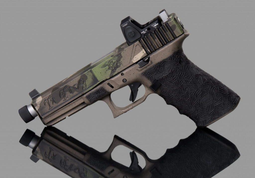 Marcus Luttrell Custom Handgun 02