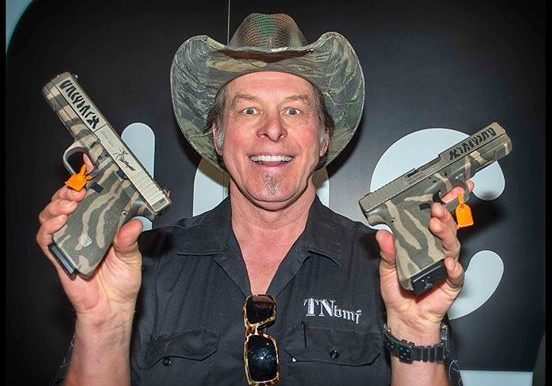 Ted Nugent Custom Handgun 01